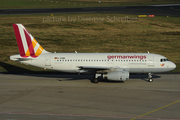 2013-09-16 D-AGWM Airbus A319 Germanwings