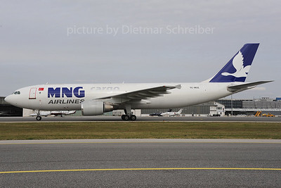 2013-09-27 TC-MCE Airbus A300 MNG Airlines
