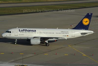 2013-09-16 D-AIBA Airbus A319 Lufthansa