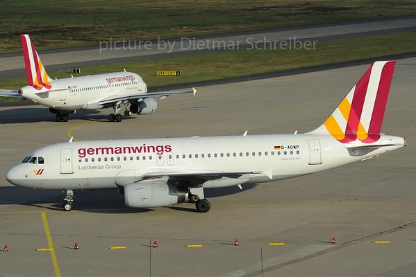 2013-09-16 D-AGWP Airbus A319 Germanwings