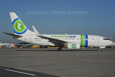 2013-10-31 PH-XRC Boeing 737-700 Transavia