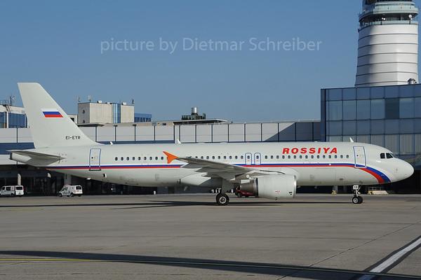 2013-10-31 EI-EYR Airbus A320 Rossija