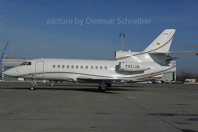 2013-12-03 YV-2726 Falcon 900