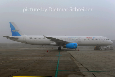 2014-01-18 EI-FBH Airbus A321 Metrojet