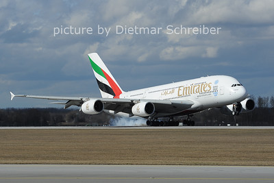 2014-02-28 A6-EDL AIrbus A380 Emirates