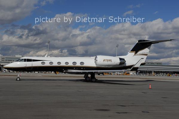 2014-02-28 N721RL Gulfstream 4