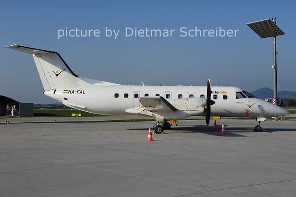 2014-03-29 HA-FAL Embraer 120 Intersky