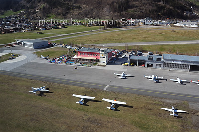 2014-03-29 Zell am See airfield