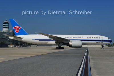 2014-04-30 B-2080 Boeing 777-200 China Southern