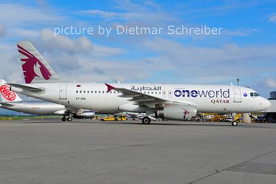 2014-05-30 A7-AHL AIrbus A320 Qatar Airways