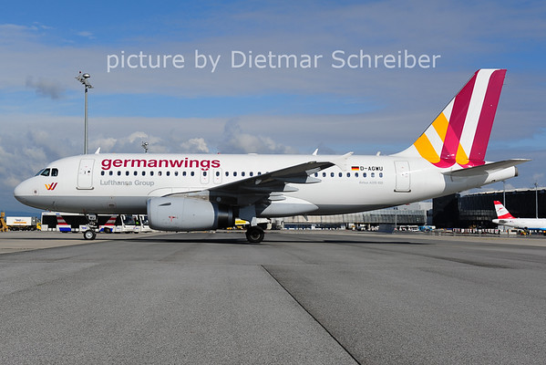 2014-05-30 D-AGWU AIrbus A319 Germanwings