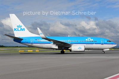 2014-05-30 PH-BGF Boeing 737-700 KLM