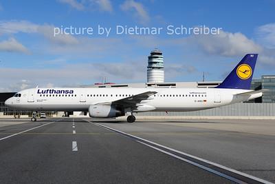 2014-05-30 D-AIRU Airbus A321 Lufthansa
