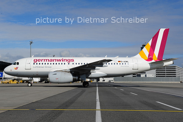 2014-05-30 D-AGWL AIrbus A319 Germanwings