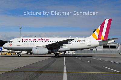 2014-05-30 D-AGWL AIrbus A319 Germanwings