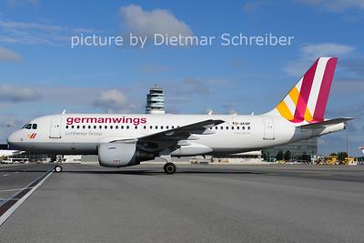 2014-05-30 D-AKNP AIrbus A319 Germanwings