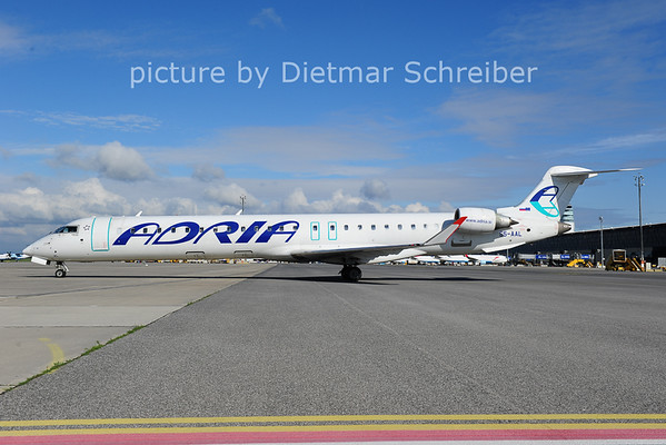 2014-05-30 S5-AAL Regionaljet 900 Adria AIrways