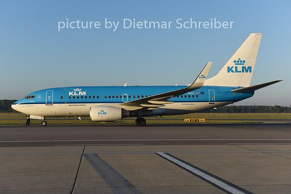 2014-08-29 PH-BGL Boeing 737-700 KLM