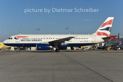 2014-08-29 G-EUYH Airbus A320 British Airways