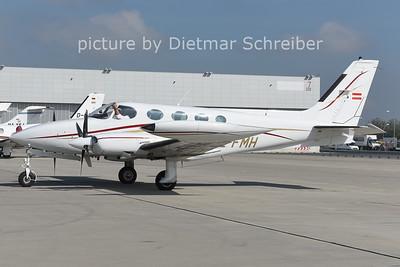 2014-09-29 OE-FMH Cessna 340