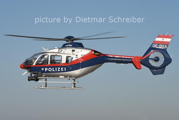 2014-09-24 OE-BXA Eurocopter EC135 AUstrian Police