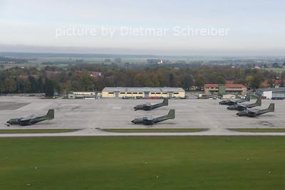 2014-10-31 ETSA AIrbase / C160 Transall