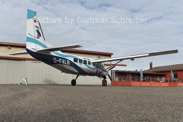 2014-10-31 D-FALB Cessna 208 Caravan