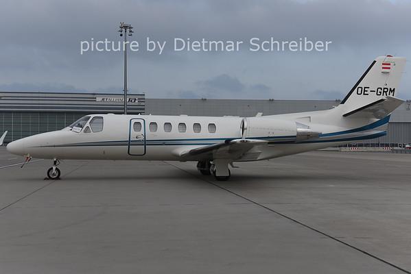2014-11-26 OE-GRM Cessna 550