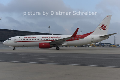 2014-11-26 7T-VKC Boeing 737-800 Air Algerie