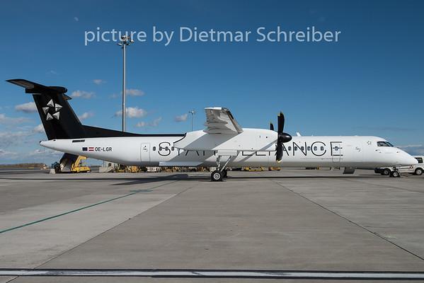 2015-03-30 OE-LGR Dash8-400 Austrian Airlines