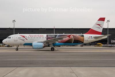 2015-03-27 OE-LBS Airbus A320 Austrian Airlines