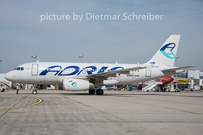 2015-04-30 S5-AAP Airbus A319 Adria Airways