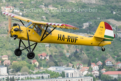 2015-04-26 HA-RUF  Kanya Goldtimer Aviation