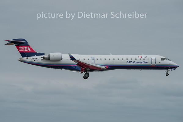 2015-06-20 C-GOWC Regionaljet 900 IBEX