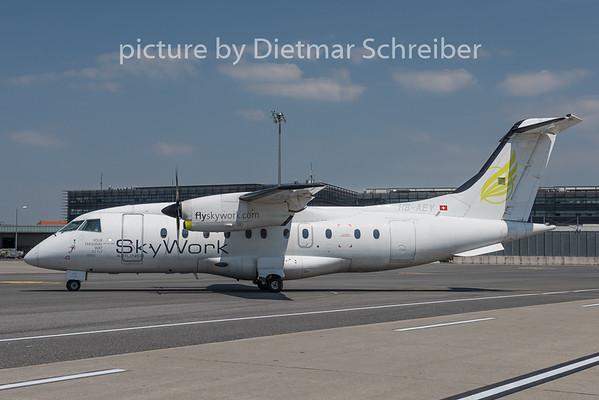 2015-07-02 HB-AEY Dornier 328 Skywork