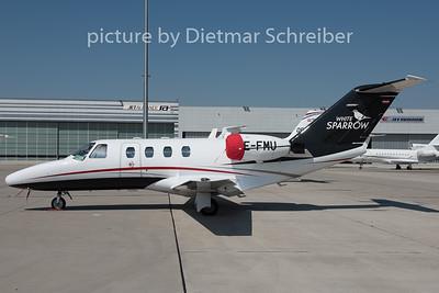 2015-07-03 OE-FMU Cessna 525