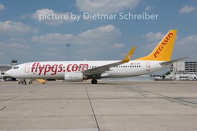 2015-07-02 TC-CPS Boeing 737-800 Pegasus