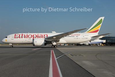 2015-07-02 ET-ARE Boeing 787-8 Ethiopian