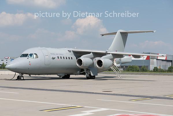 2015-07-02 ZE707 Bae146 Royal Air Force
