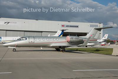 2015-09-29 OE-GHF Learjet 45