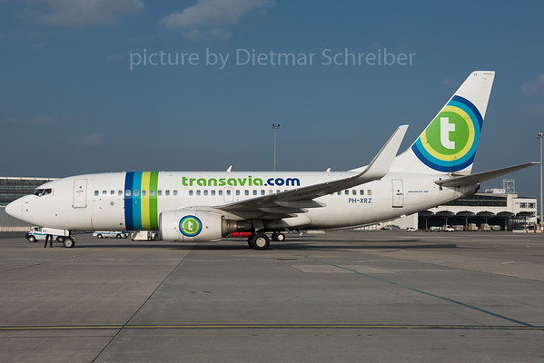 2015-10-30 PH-XRZ Boeing 737-700 Transavia