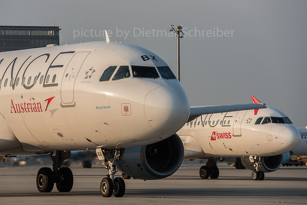 2015-10-30 OE-LBX Airbus A320 Austrian Airlines