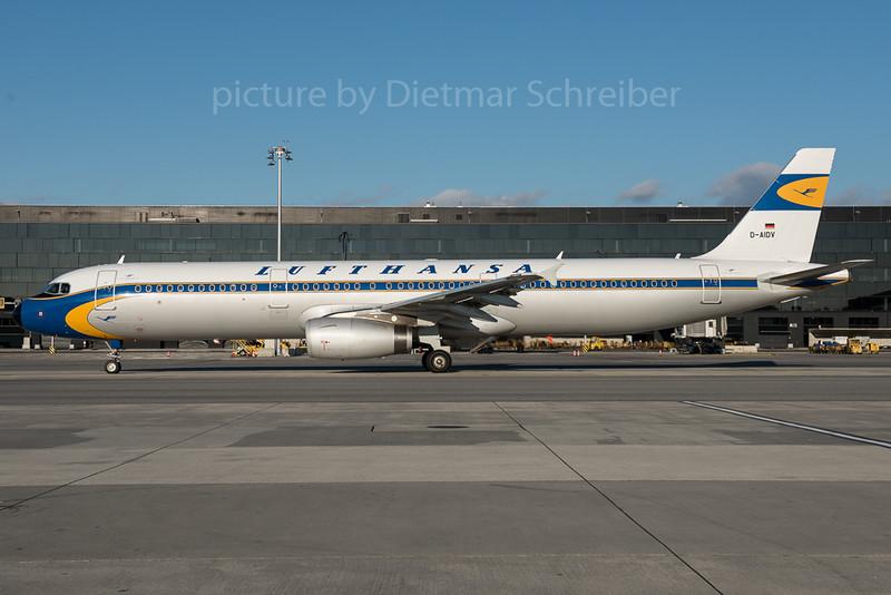 2015-11-24 D-AIDV Airbus A321 Lufthansa