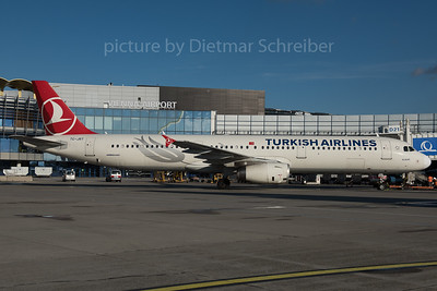 2016-01-29 TC-JRT Airbus A321 Turkish Airlines