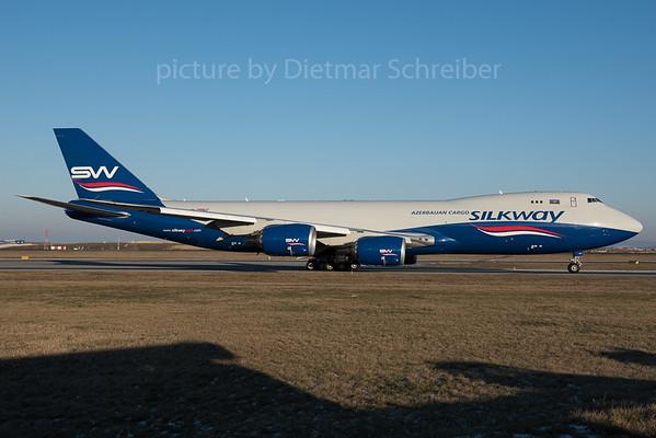2016-01-22 VQ-BWY Boeing 747-8 Silkway