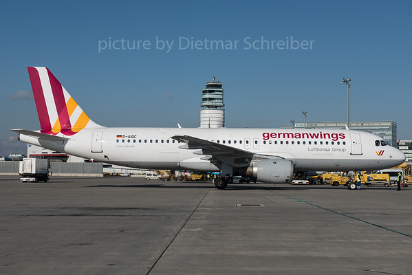 2016-02-26 D-AIQC AIrbus A320 Germanwings