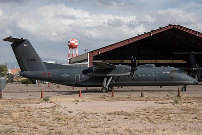 2016-03-07 50338 Dash 8-300 US Army
