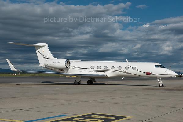 2016-05-31 D-AGVA Gulfstream 5