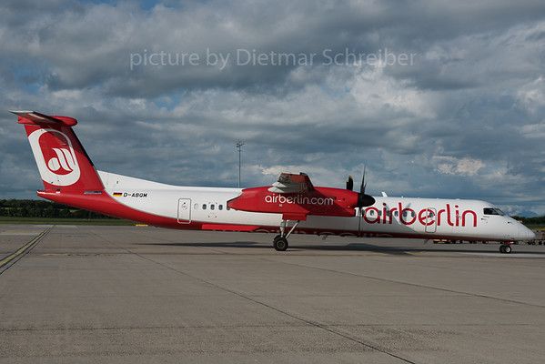 2016-05-31 D- ABQM Dash 8-400 Air Berlin