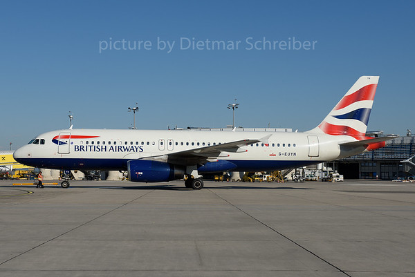 2016-06-29 G-EUYN Airbus A320 British Airways